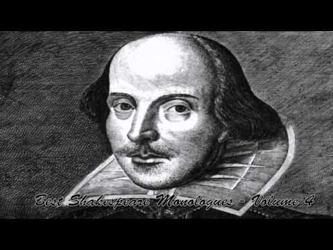 Best Shakespeare Monologues   Volume 4