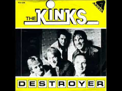 Destroyer (extended mix)  The Kinks