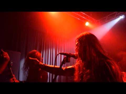 Piramyd God - Septicflesh - Anaheim, OC Music Hall  - 24 Oct