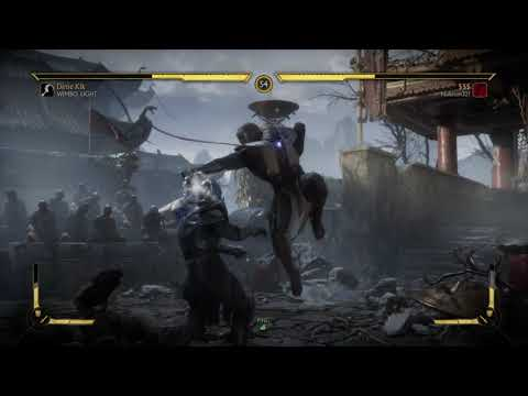 Mortal Kombat 11 Noob Saibot win Online #122 Vs Noob Saibot master Quitality