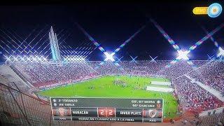 Huracan vs River Plate (2-2) | Copa Total Sudamericana 2015 | Semi-Final Vuelta | Resumen FULL HD