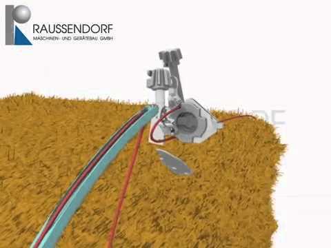 Working Mechanism of the Baler