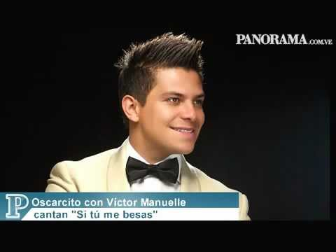si tu me besas victor manuelle ft oscarcito