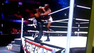 JTG vs Shad Strap Match