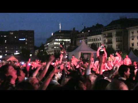 FLO RIDA (Live @ The Voice 2010, Ung08 Stockholm)