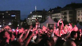 FLO RIDA (Live @ The Voice 2010, Ung08 Stockholm)