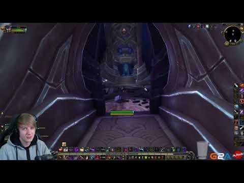 MOI GNĘBIĄCY NAUCZYCIELE - World of Warcraft: Legion