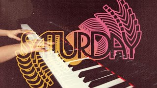 """Saturday"" Piano Cover (Twenty One Pilots)"