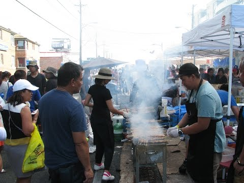 Ihaw-Ihaw Street Food - the Essence of Taste of Manila
