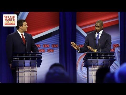 Andew Gillum Destroys Ron DeSantis During Debate