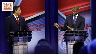 Andew Gillum Destroys Ron DeSantis During Debate