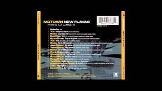 Motown New Flavas Vol.1 by DJ Cutee B