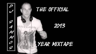The Official year mixtape 2013 (  1 HOUR - House - Moombahton & Trap Beats )