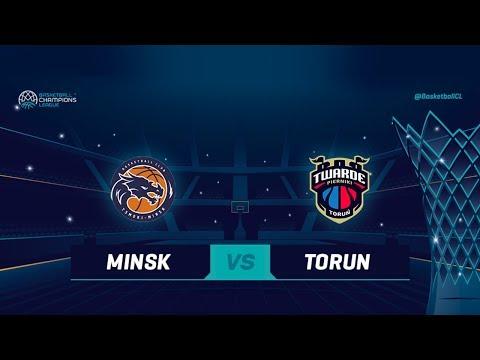 Tsmoki Minsk v Polski Cukier Torun - Full Game - Basketball Champions League 2018