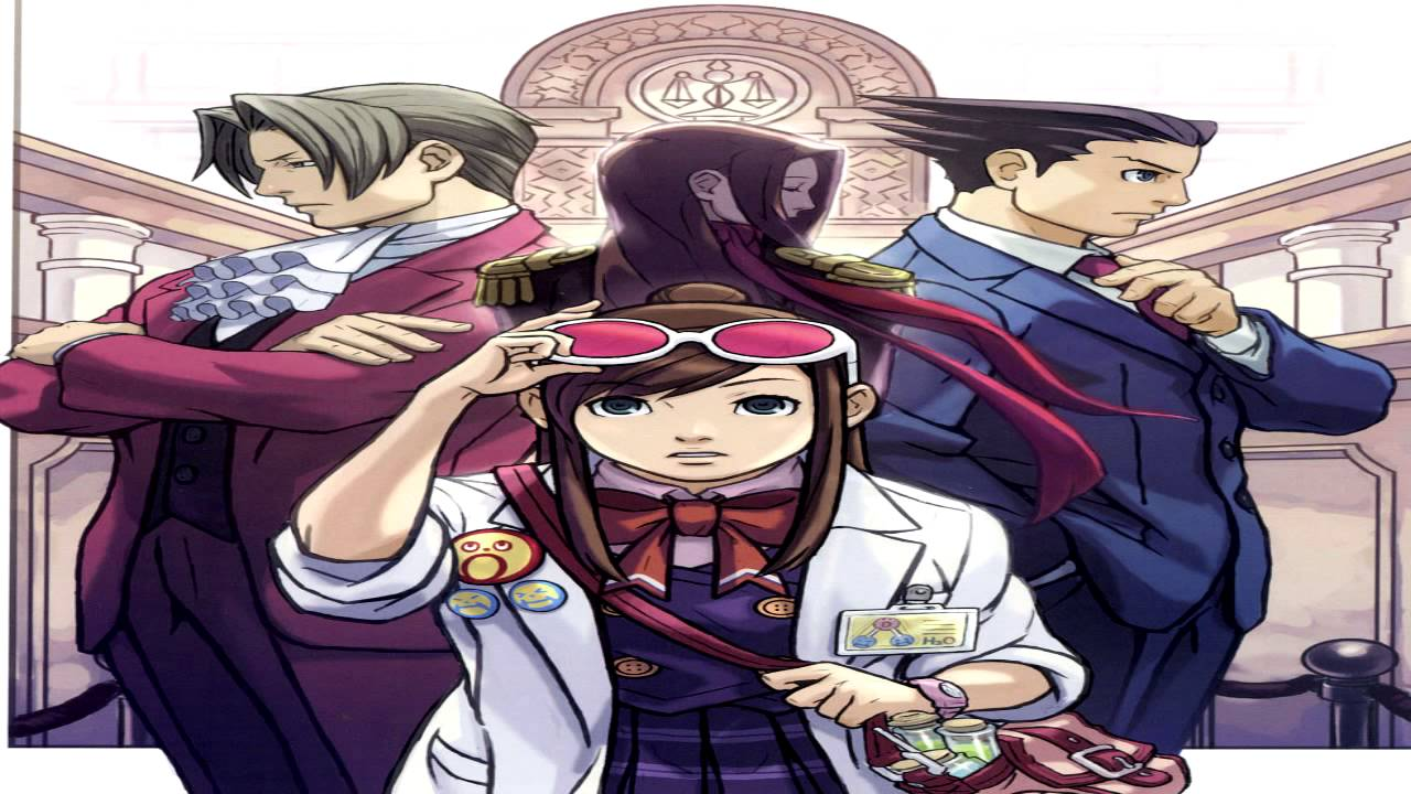 Phoenix Wright: Ace Attorney/Episode 5: Rise from the Ashes