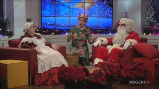 Santa Call-in Show