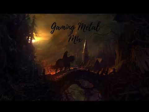 GAMING METAL MIX   VOL. 1 (Modern) By Metal Mania Radio