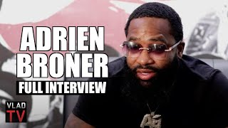Adrien Broner Tells His Life Story (Full Interview)
