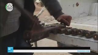 تقدم القوات التركية وفصائل المعارضة السورية في مدينة الباب