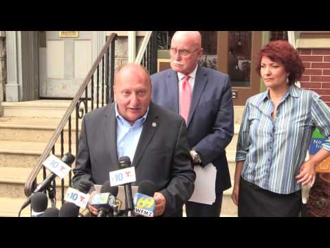 Pawlowski news conference in wake of indictment
