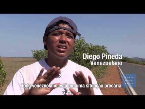 Venezuela | Crise Humanitária Alastra-se para o Brasil