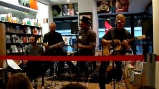 Lazzaro - Subsonica - Acustico @Feltrinelli, Torino 26/10/14