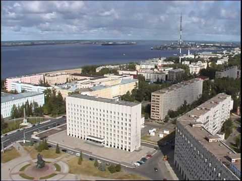 Я люблю Архангельск