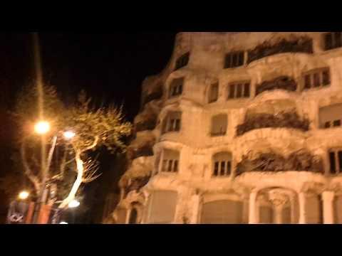 Gaudi museum in Barcelona