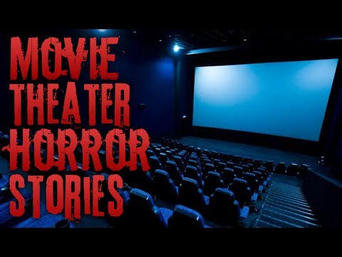 3 Disturbing Movie Theater Stories [Feat. GoodBadFlicks]