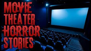 3 Chilling Movie Theater Stories (Feat. GoodBadFlicks)