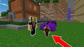 ENES BATUR ARDAYA HEDİYE GETİRİYOR 😱 - Minecraft