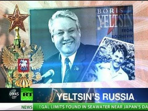CrossTalk: Yeltsin's Russia