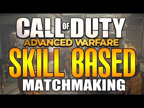cod aw skill based matchmaking