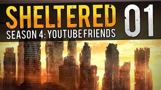 Sheltered Gameplay - Part 1 - THE PERFECT FAMILY...AGAIN | Let