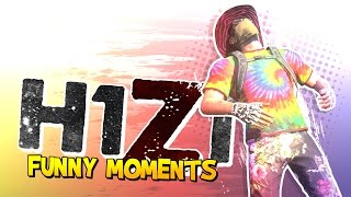 """DICK KHOCOLATE"" - H1Z1 Funny Moments & Fails"