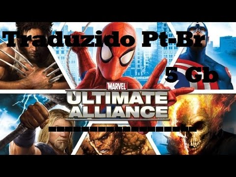 Como Baixar e Instalar Marvel Ultimate Alliance Para Pc