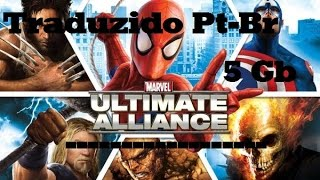 Como Baixar e Instalar Marvel Ultimate Alliance Para Pc