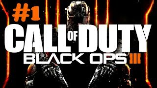 """Call of Duty: Black Ops 3"" Walkthrough (Realistic + All Collectibles) Mission 1 - Black Ops"