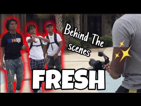 "BAD KIDS BEHIND THE SCENES "" FRESH "" VIDEO SHOOT"