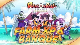 DRAGON BALL ONLINE FR |  FARM XP & BANQUE! UN ABONNE QUI VOLE?! #EP02 thumbnail