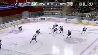 Югра - Динамо Рига 4:3 / Yugra - Dinamo Riga 4:3