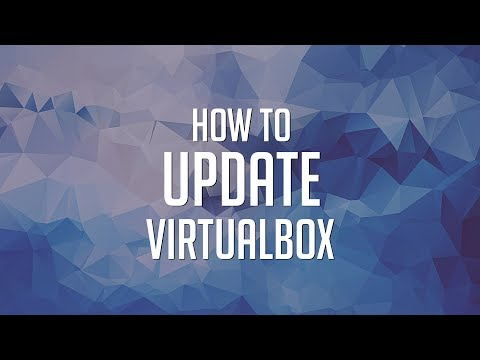 How-To: Updating Virtualbox Without Losing Data