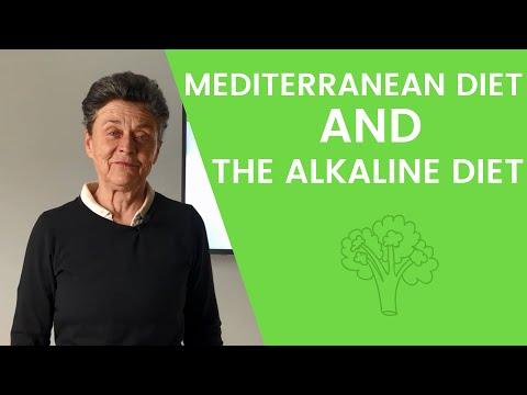 Mediterranean Diet and The Alkaline Diet