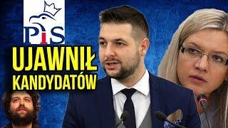 Patryk Jaki i Małgorzata Wassermann Kandydat PIS na Prezydenta Warszawy i Krakowa - Komentator