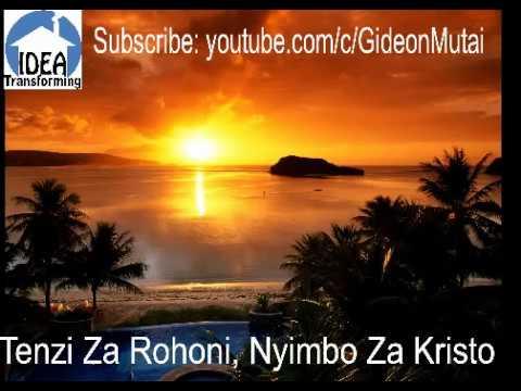 Tenzi Za Rohoni, Nyimbo Za Kristo