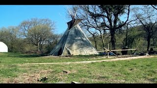 Standing in Mud - Tipi Valley Documentary.