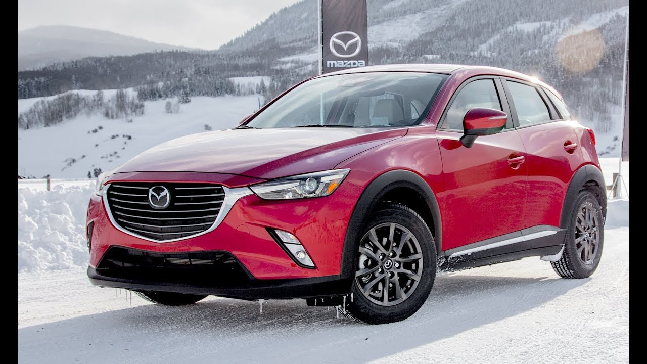 Mazda CX 3 Review - YouTube