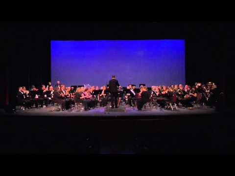 Pirates of the Caribbean - Klaus Bedelt - Charlotte Concert Band