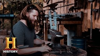 Iron & Fire: Daniel's Workshop: The Anvil | History