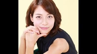 女優の相武紗季さんが3日、直筆文書のファクスでマスコミに結婚を発表し...